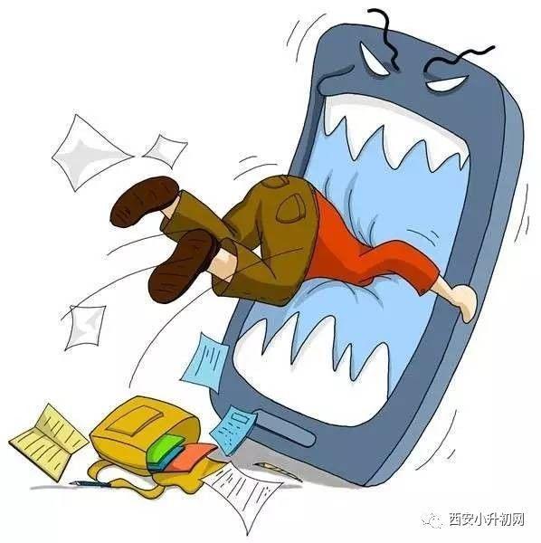 如果想记事一个初中,就给他一部手机!第7条,值孩子作文毁掉300图片