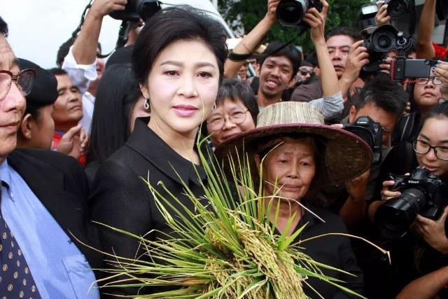 泰国前总理英拉在中国一码头当了董事长(图4)