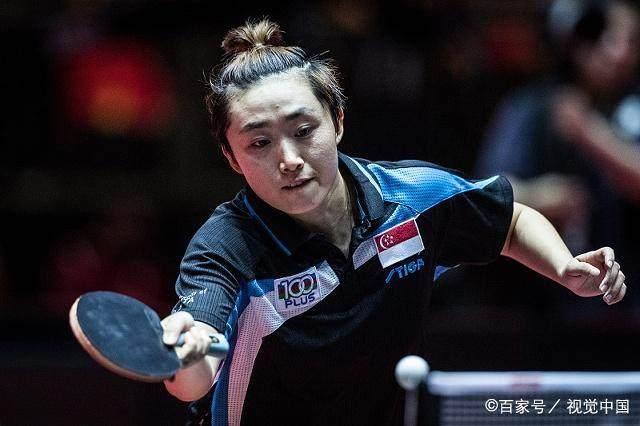 被乒总抛弃后 冯天薇自称:不能在东南亚取得胜利,我不能接受