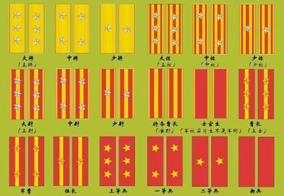 联队、大佐,二战时日军军衔和编制有多奇葩?具