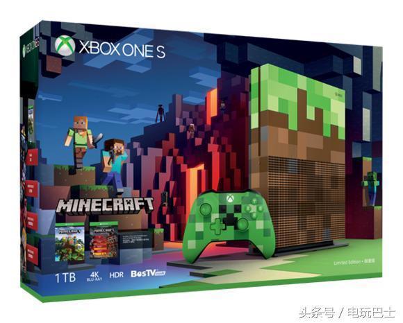 优化关键词-免费yoqq国行《我的世界》限量版Xbox One S今日开售yoqq资源(2)