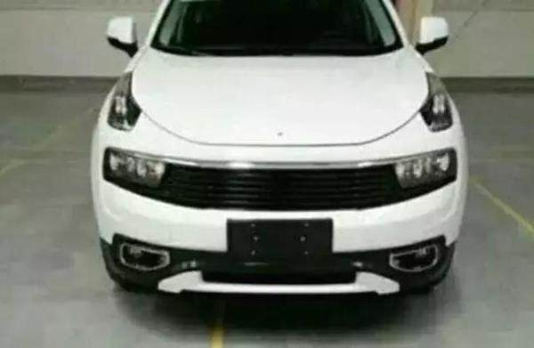 吉利凌克VS长城魏派 国产高端SUV对决后天首秀高清图片