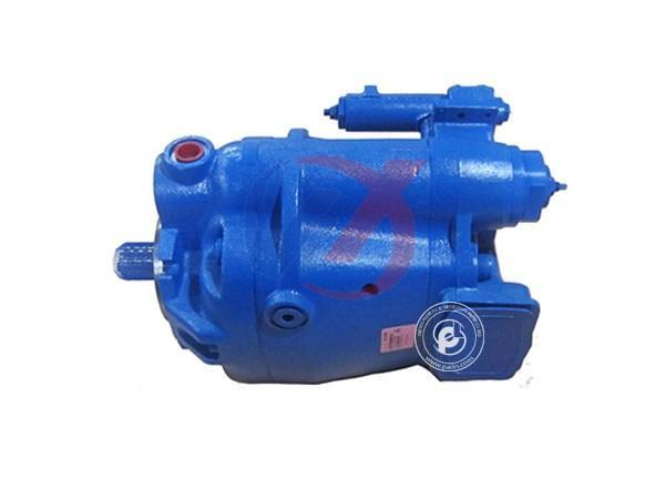 液压油泵排量、流量、转速的关系