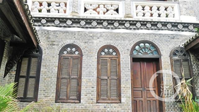 160万块旧砖、40万片青瓦还原旧貌 百年前重庆洋人街复活