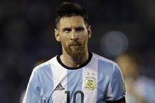 FIFA将召开听证会 梅西有望获减刑