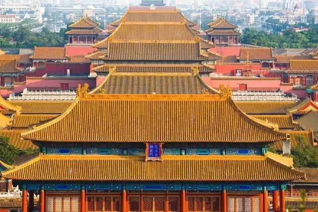 中国十大旅游景点
