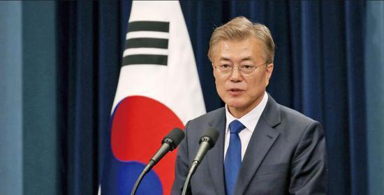 韩总统文在寅向国民致歉:任内未兑现最低时薪承诺