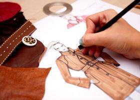 学习服装设计