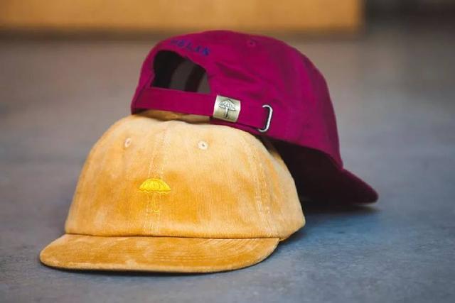 夏季时髦单品帽子复古