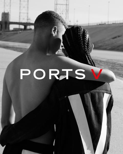 PORTS V为大「爱」发声 全新高端街头品牌重磅出击