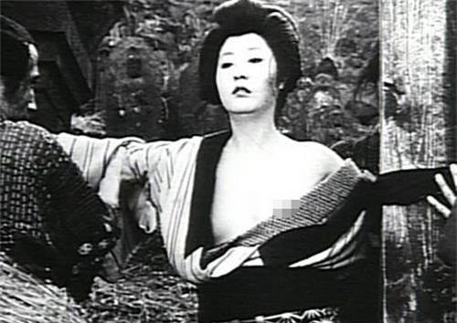日军女特务审问细节曝光,美女特务难以招架,男