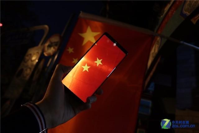 从白天到黑夜 三星Note8游北京紫禁城前