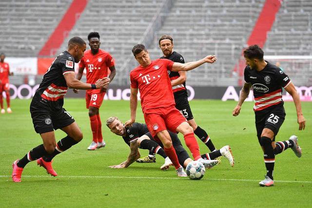 拜仁联赛夺冠在望!但火热状态可能成为球队折