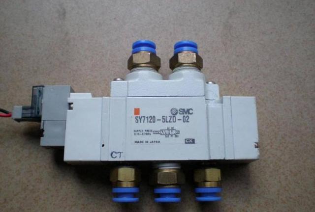 SMC电磁阀工作原理是什么?