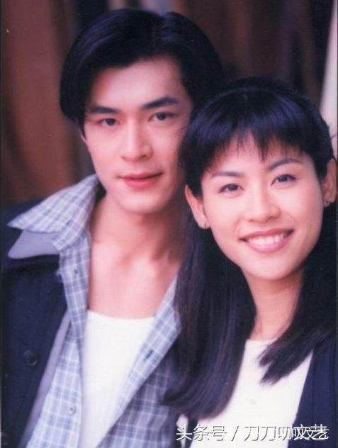 17年没发糖的古天乐宣萱,一口气要合作两部电影,网友:这次请HE