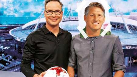 施魏因施泰格或将担任2018世界杯解说嘉宾