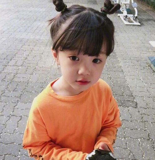可爱软萌的小女孩大全绑扎发型不用方法再为黑直发图解编发图片