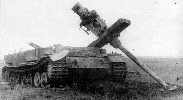 二战德军坦克都去哪了?精锐坦克的下场原来是这样