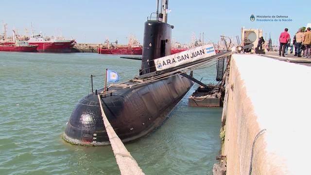 潜艇出事让阿根廷总统是心急如焚,美军急派一先进装备前往救援