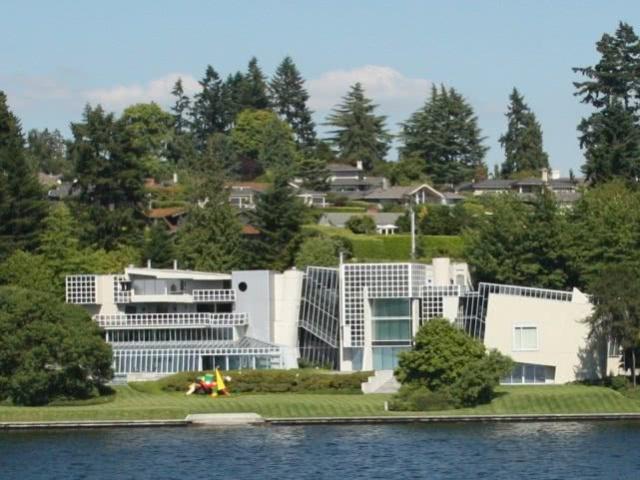 贫穷限制了我的想象力:盘点硅谷科技大佬的豪宅