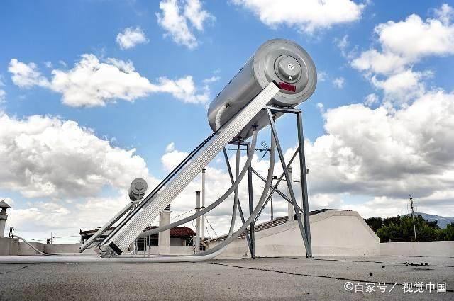 太阳能热水器无须电磁阀,也可以实现自动上水,多数人不知道