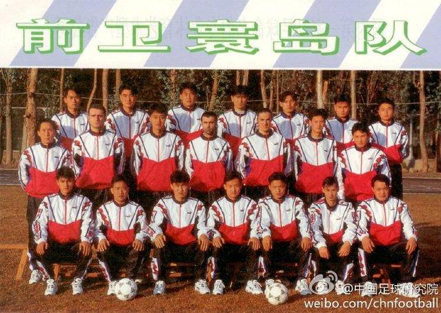 中国足球史上第一支银河战舰,最终因体制改革退出足坛!