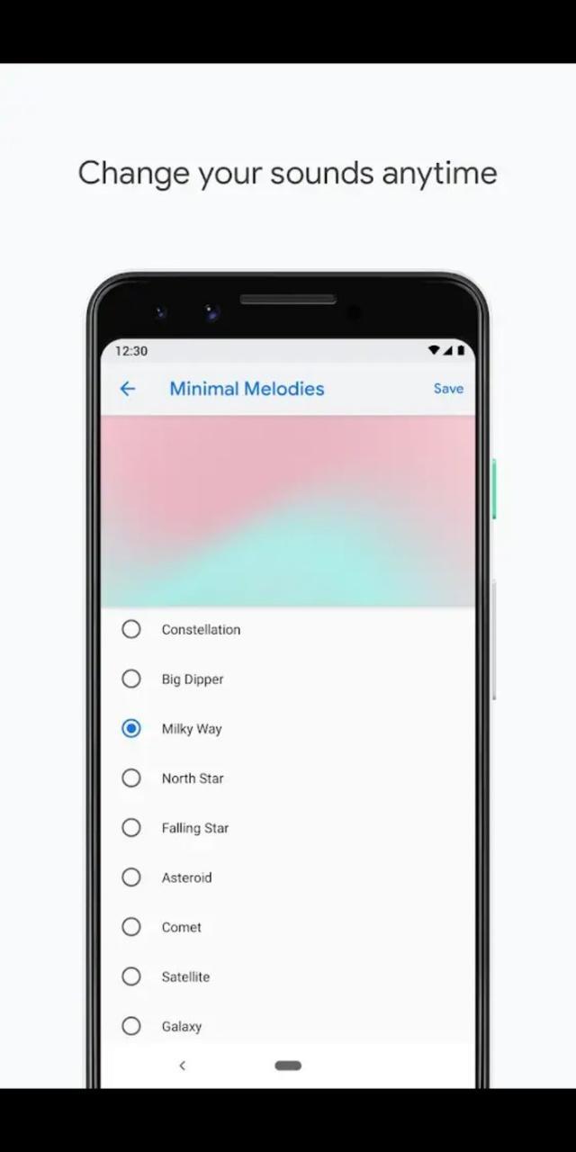 谷歌推出Sound应用:编辑设置手机铃声更加方便