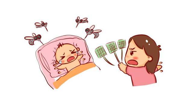 聪明妈妈必须知道的夏季防蚊驱蚊小妙招