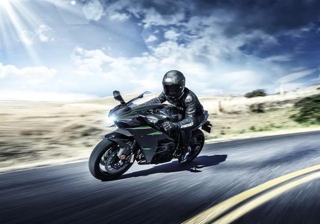 Kawasaki 2019 H2 系列