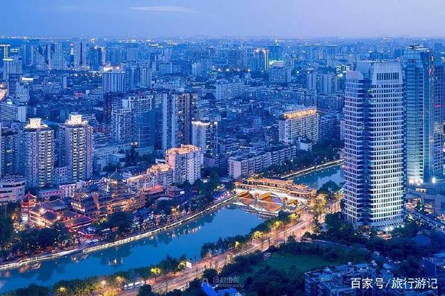 成都在四川有多大的影响力,成都经济的未来怎么样?