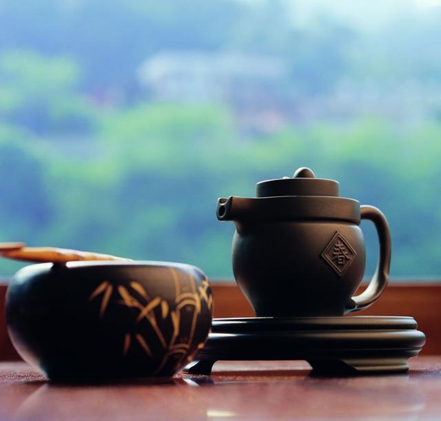 茶道——品茶程序