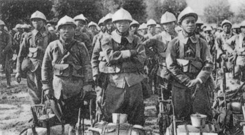 二战时,日本和法国共同制造了一场饿死200万人