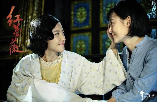 《红蔷薇》杨子姗陈晓火