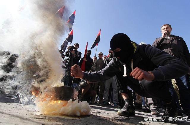 乌克兰如此的混乱,乌克兰内乱,美国剑指俄罗斯