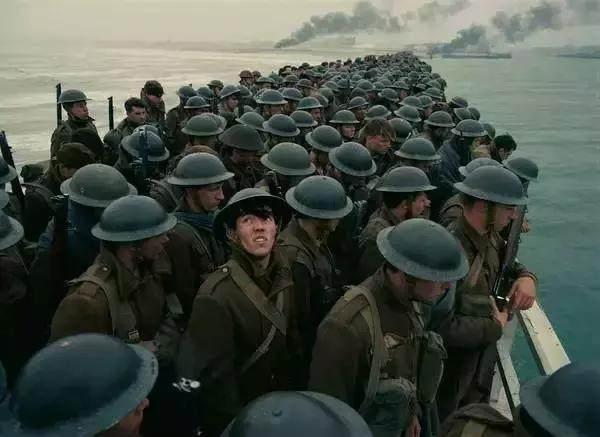 最任性的诺兰与从来不是战争片的《敦刻尔克》