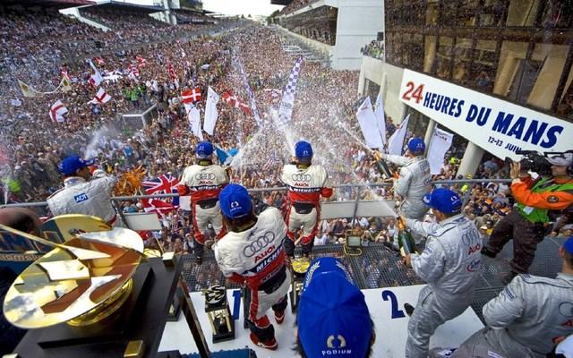 CEC带你全民狂欢 豪掷过亿的赛车马拉松