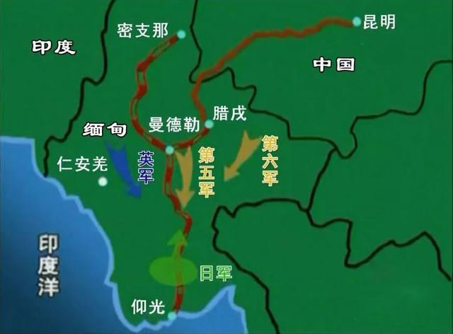 仁安羌大捷:一千中国兵打退一万日本兵,并非靠运气
