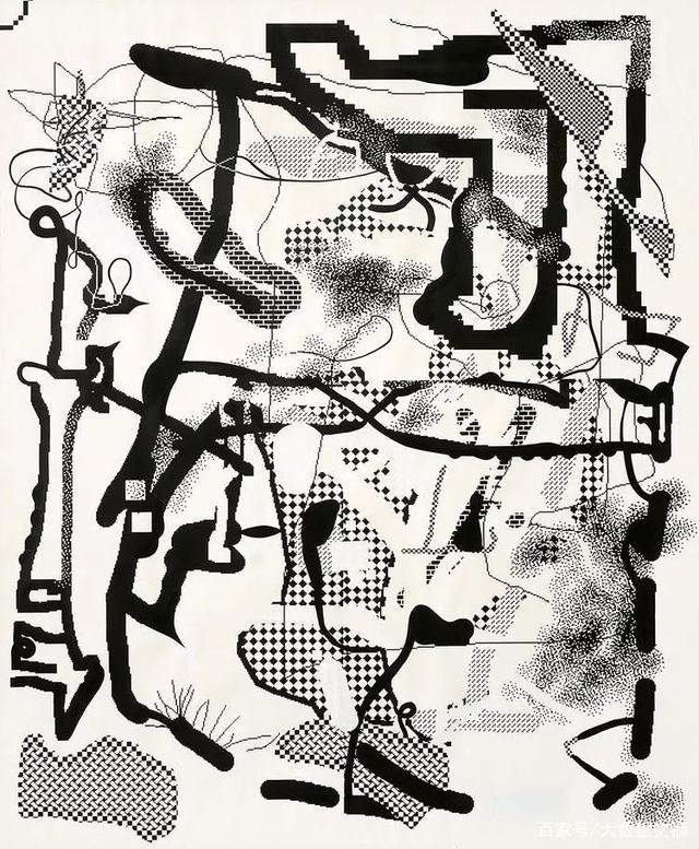 美术老师去世后,他做了一个算法模型,为老师的线稿上色