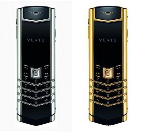 不顾一切奢侈的威图 跟世界最昂贵的手机相比 简直就是青铜与王者