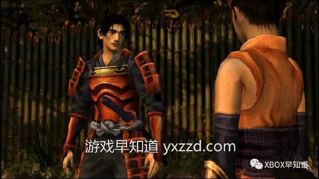 「鬼武者4」鬼武者3简体中文版