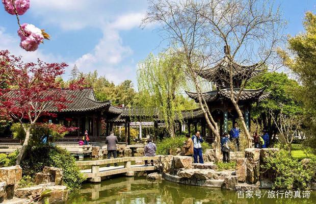 「扬州景点有哪些」江苏扬州个园