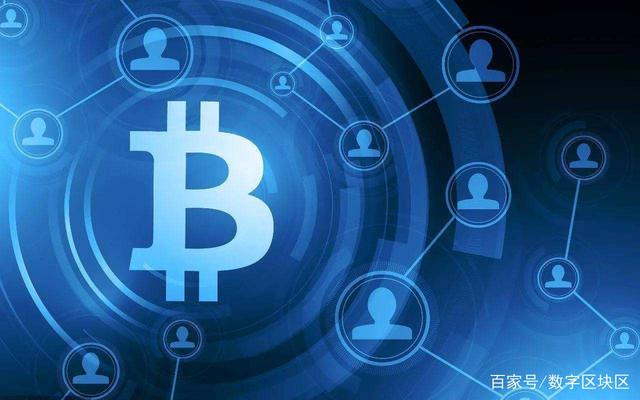 区块链技术原理示意图