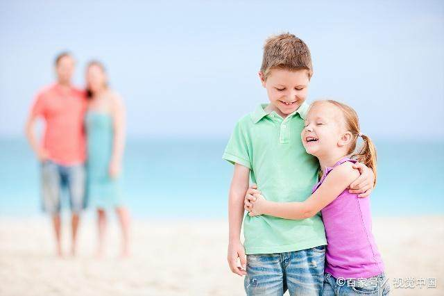 心理学:你的爱是孩子最大的自信