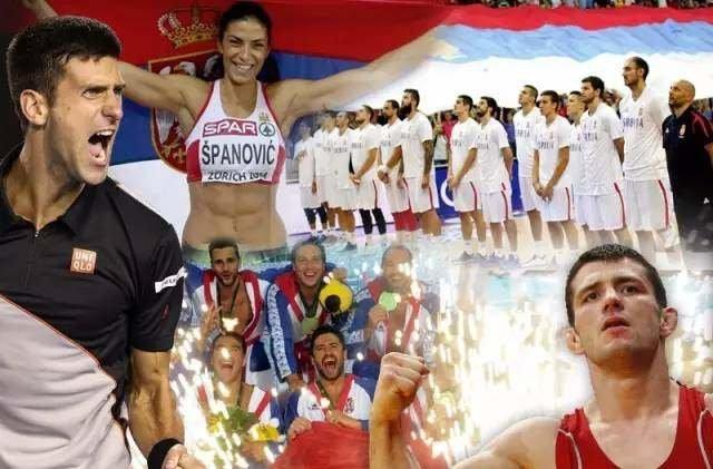 死磕中美的塞尔维亚,不为人知的体育王国