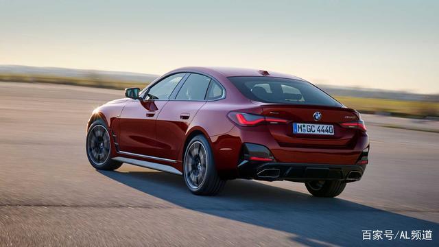 全新宝马4系Gran Coupe四门轿跑发布-有驾