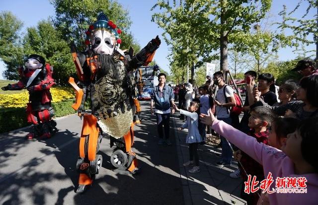 2018中国戏曲文化周落幕 北京园博园共计接待游客20余万人