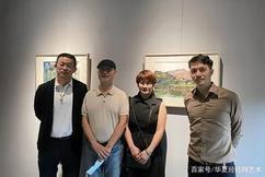 标题:南投艺术家为埔基募款义卖画作台中建商响应冲第一