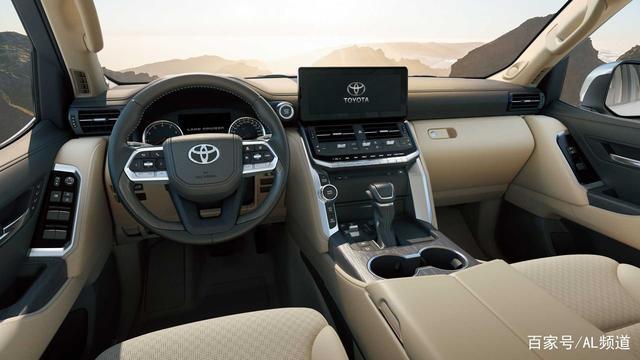 全新丰田兰德酷路泽LC300正式发布-有驾