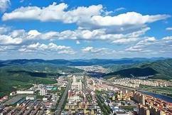 标题:通化县通用设备制造及高技术园区项目建设进展顺利