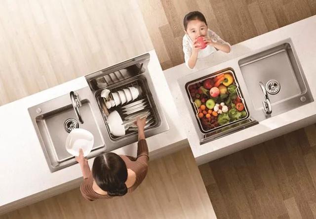 """掌握核心科技,方太水槽洗碗机""""让世界多一种选择""""!"""